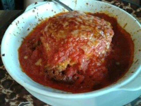 Modesto's : Lasagne
