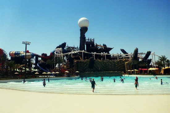 Yas Waterworld Abu Dhabi : Yas Waterworld