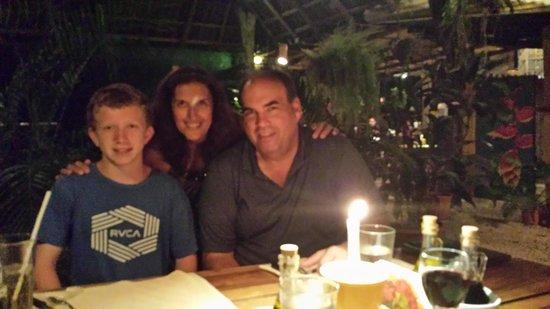 Tierra y Fuego : Wonderful dinner!