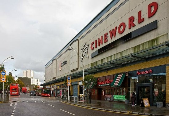 Cineworld Ilford I-Scene (England): Top Tips Before You Go ...