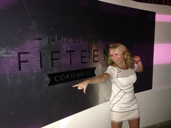 Jamie Oliver's Fifteen Cornwall: Oh yes!