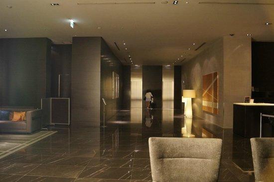 Lobby Picture Of Mitsui Garden Hotel Ginza Premier Chuo Tripadvisor