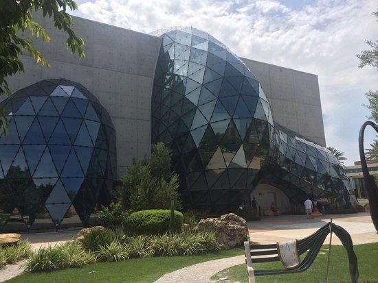 The Dali Museum.