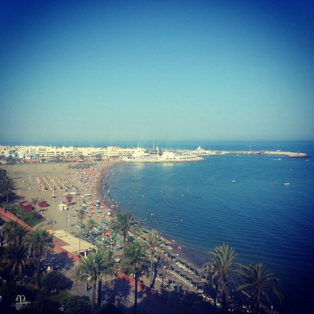TUI Sensimar Riviera by MedPlaya: View from room 405 - superior room with sea view