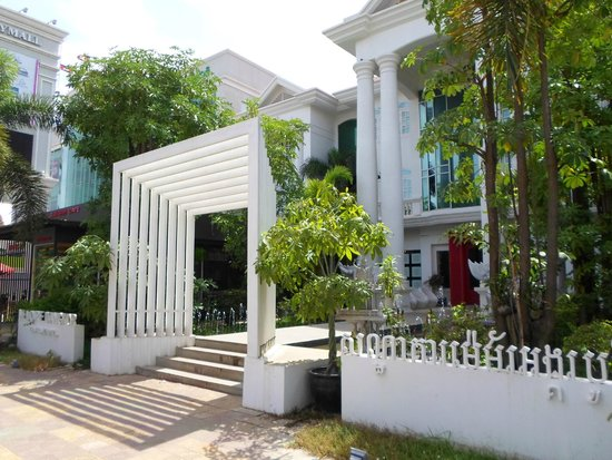 Memoire d' Angkor Boutique Hotel: Front View