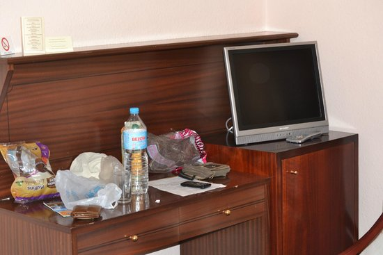 Hotel Granvia : Интерьер номера