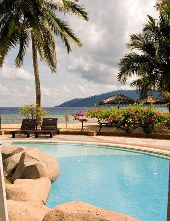Berjaya Tioman Resort - Malaysia : Poolområdet