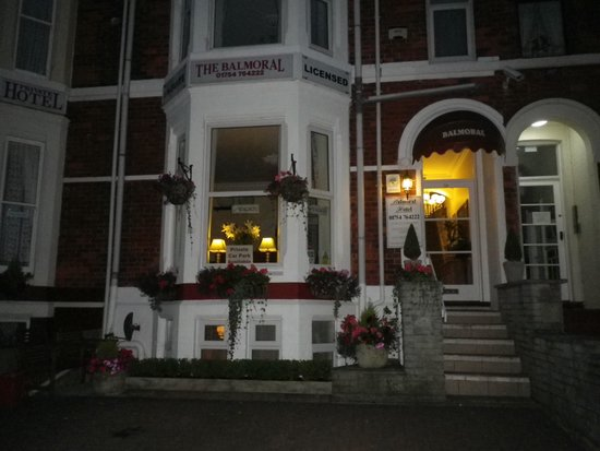 The Balmoral Guest House