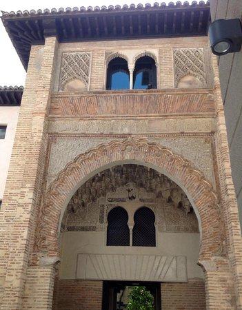 Corral del Carbon (Coal House) : The Moorish Portal