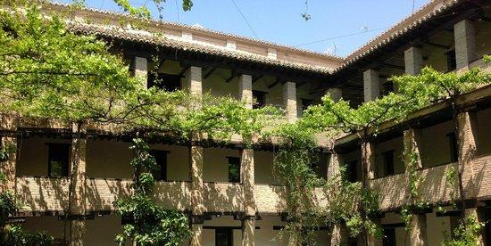 Corral del Carbon (Coal House) : The upper storeys