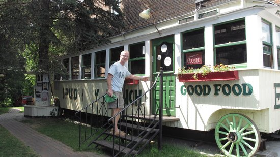 Spud Boy's Diner: Perfect for Breakfast or Lunch