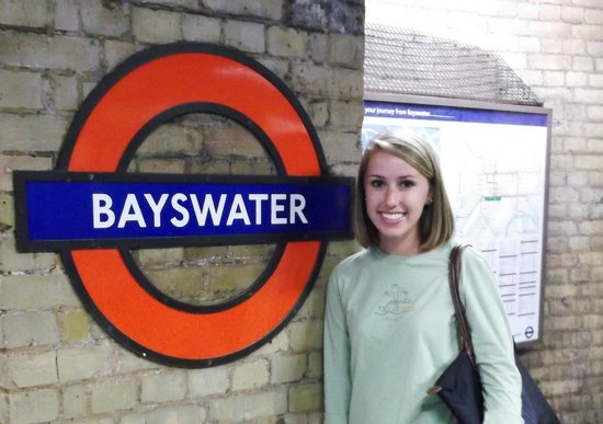 London Underground: Bayswater Tube Station