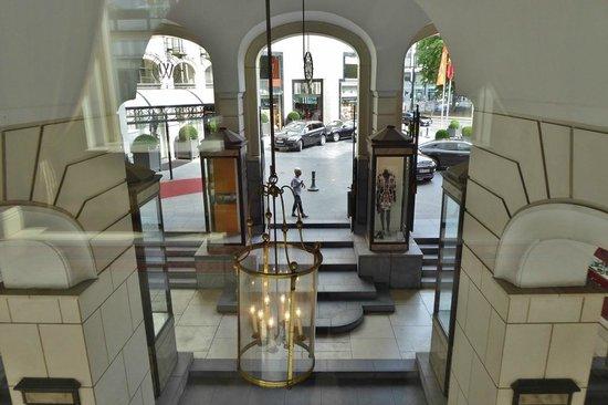 Steigenberger Wiltcher's: Eingang