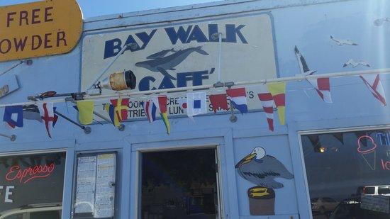Bay Walk cafe