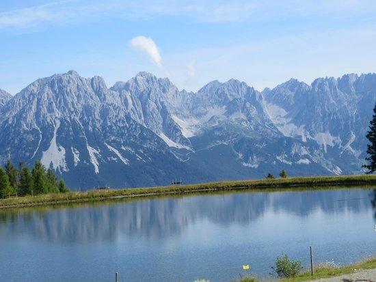 Ellmis Zauberwelt: Wilder Kaiser Panorama vom Hartkaiser