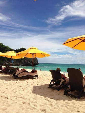 Shangri-La's Boracay Resort & Spa : Life is good