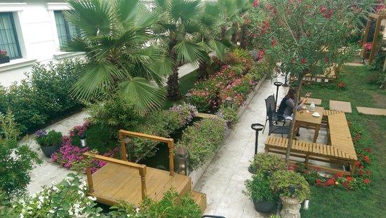 Sura Design Hotel & Suites : The Garden