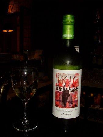 Britannia Hotel: Artist's Wine