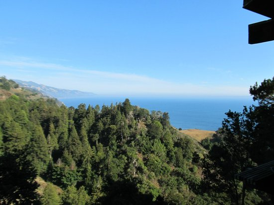 Nepenthe: View from Deck