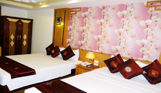 Parkson Hotel Hanoi: Deluxe Rooms