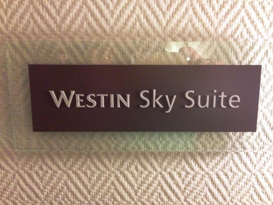 The Westin Grand München: our suite