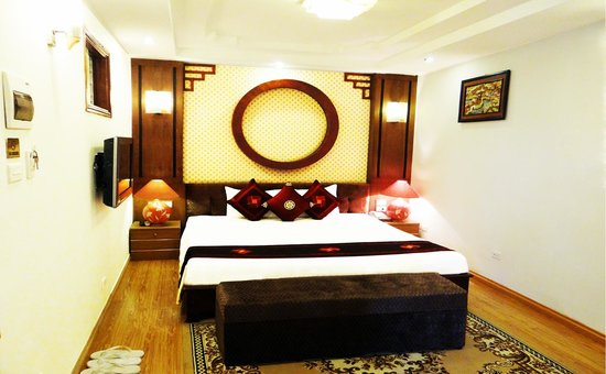 Parkson Hotel Hanoi: Suite Double room