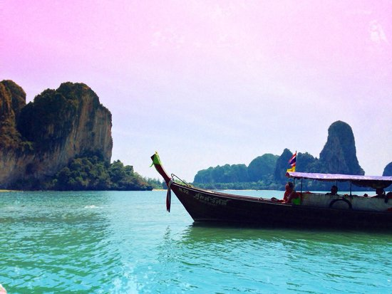 Railay Beach: ...