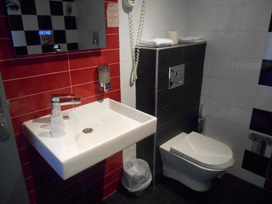 Hotel Spunta di Mare : wc