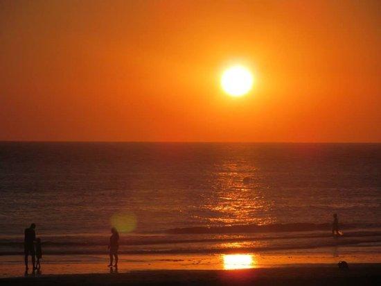 ClubHotel Riu Chiclana: Sunset!
