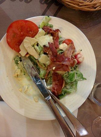 Taverne de Maitre Kanter: Salade Cesar Kanter