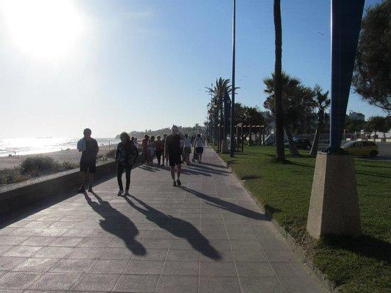 ClubHotel Riu Chiclana: Promenade