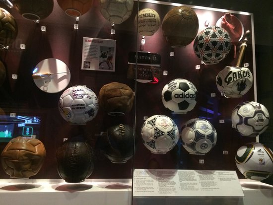 National Football Museum: Football history!