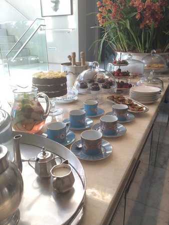MannaBay : High Tea (different every day!)