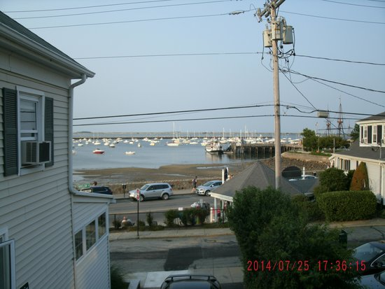 By The Sea Bed and Breakfast: view from deck