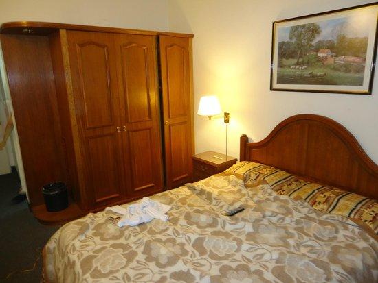 Centuria Hotel Buenos Aires : Suite do Centuria