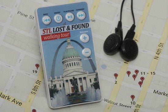 St. Louis Lost & Found Audio Tour