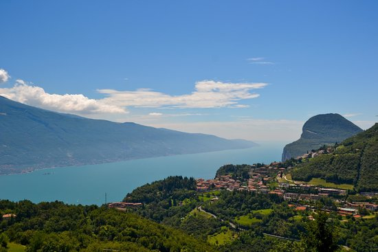 Tremosine, Italië: lac de garde