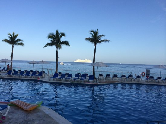 Cozumel Palace: Another beautiful morning at the Coz Palace