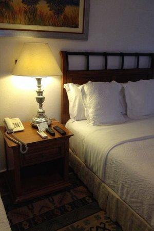 Hotel Boutique Casa de Campo: Deliciosas camas
