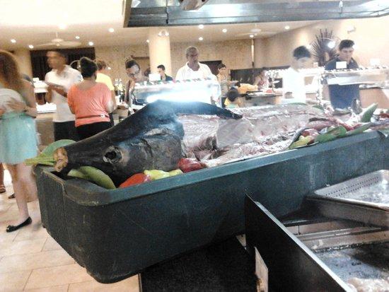 Viva Wyndham Dominicus Palace : lekker en vers eten