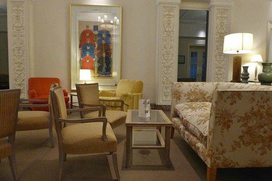 Hotel Pullman : Lounge