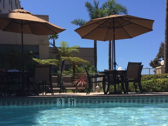 Country Inn & Suites By Carlson, San Diego North: Pool area.  Nice!