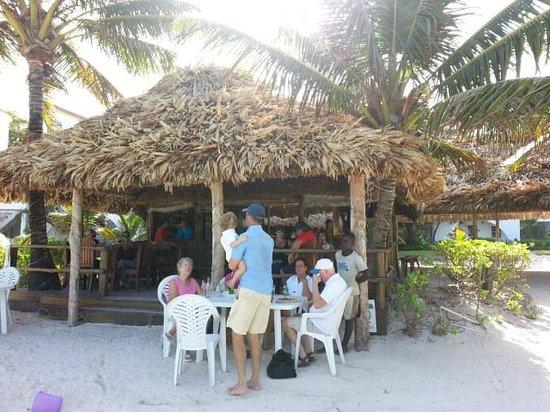 Caribbean Villas Hotel: lobster fest celebration