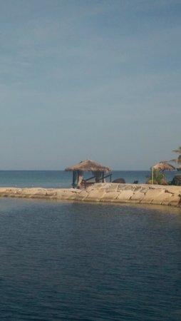 Secrets St. James Montego Bay: Private cabana
