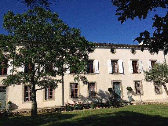 Chateau de Palaja : Front of chateau