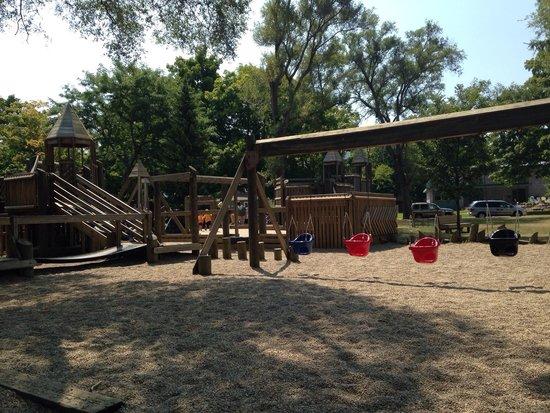 Kids' Corner playground