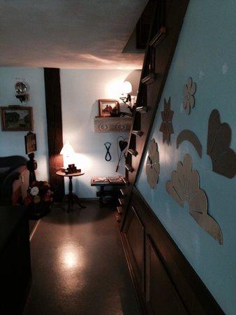 Die Heimat Country Inn: Lobby