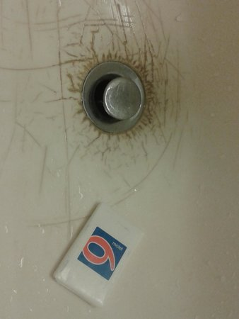 Motel 6 Tucumcari : It's Not All It's Cracked Up to Be