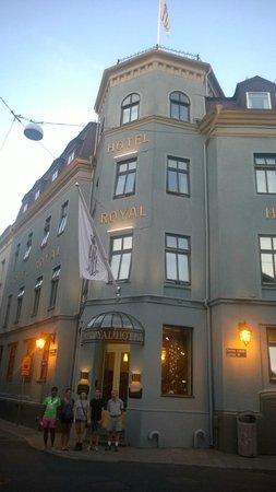 Hotel Royal Gothenburg : The hotel!