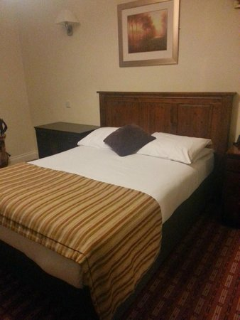 Castle Hotel : room